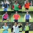 Precision lightweight mesh training bib 9 colours