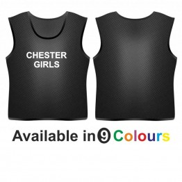 Training bib - Printed text front