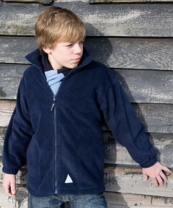 Result Kids Youths Polartherm Fleece Jacket
